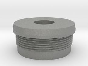 VSR-U/E end cap in Gray PA12