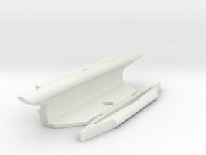 "pg544C DM3 slot= 4"" in White Natural Versatile Plastic"