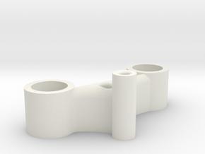 Exovest Allen Key holder (5/32 GPI Pro) in White Natural Versatile Plastic