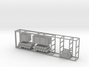 Schwerlastturm V1 - 1:120 TT in Aluminum