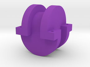 20200719CGFullWithBuffer v1 Cushion Guide Complete in Purple Processed Versatile Plastic