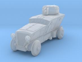 Romfell Panzerwagen WW1 1915 in Smoothest Fine Detail Plastic: 1:100