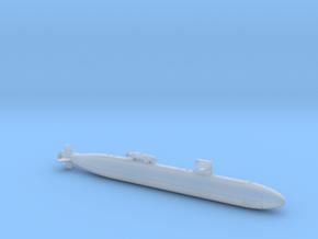 USS LA JOLLA LA FLT II DSRV FH - 700 in Smooth Fine Detail Plastic