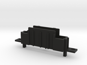 Dash Cluster Binder, Foil Connector - Scirocco MK1 in Black Natural Versatile Plastic
