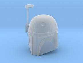 Boba Fett ESB Helmet 1/6,2nd Scale With Visor in Smooth Fine Detail Plastic