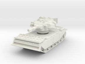 Centurion 5 AVRE 1/87 in White Natural Versatile Plastic