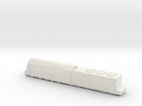 panzlok 52 ww2 1/285 6mm in White Natural Versatile Plastic