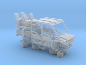 John Deere Gator ATV 4 Door 1-64 Scale in Smooth Fine Detail Plastic