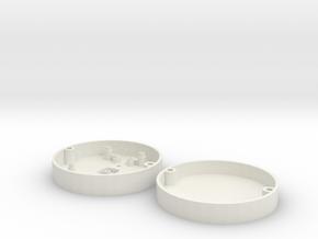 cheerson cx 20 custom gps temperature tower case in White Natural Versatile Plastic