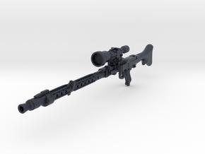 DLT-19x targeting blaster 1:6 scale in Black PA12
