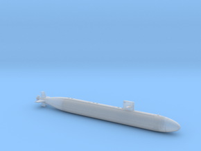 USS CHICAGO LA FLT III FH - 700 hollow in Smooth Fine Detail Plastic