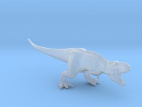 Turok T-Rex Mama Scarface dinosaur miniature model in Smooth Fine Detail Plastic