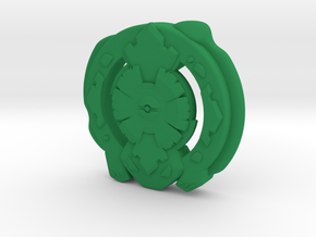 Poke'bey Venasaur in Green Processed Versatile Plastic