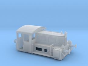 1:120 Köf 2 Deutz Typ A6 in Smooth Fine Detail Plastic