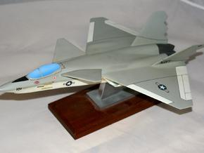 Northrop NATF-23 Navy Advanced Tactical Fighter in White Natural Versatile Plastic: 1:144