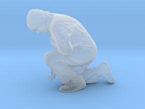 Jirko worker C  in Smooth Fine Detail Plastic: 1:75