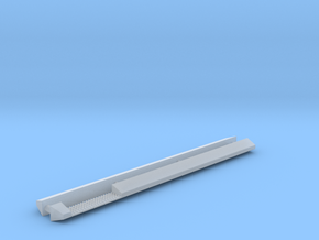 1:50 Bumper Guards for UH PC210 in Smooth Fine Detail Plastic