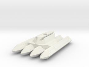 Viper MK 5 Pod in White Natural Versatile Plastic