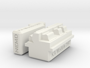 KA Models Bench Tool in White Natural Versatile Plastic