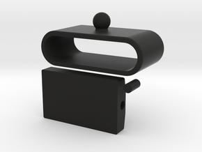 ALP Adjustable Mount Bumper Style in Black Natural Versatile Plastic