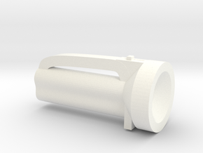 Lost in Space - Flashlight - 1.6 in White Processed Versatile Plastic