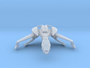 Klingon Ning' tao Class Bird of Prey in Smooth Fine Detail Plastic