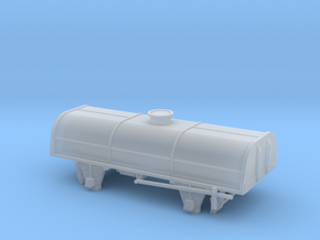 VR N Scale WT Wagon in Smooth Fine Detail Plastic