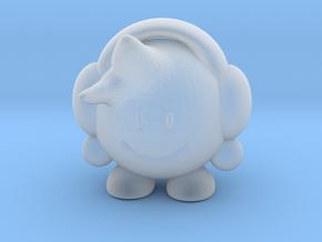 Kirby DJ 1/60 miniature model figure games rpg in Smooth Fine Detail Plastic