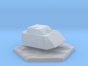 Fox Small Grav Tank hex counter in Smooth Fine Detail Plastic