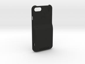 iPhone 8 LooplyCase™ with RileyLink Inlay in Black Natural Versatile Plastic
