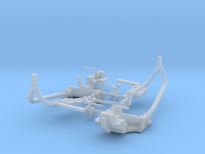 2x 1/16th detailed MG cupula support in Smooth Fine Detail Plastic