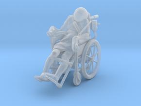 Silent Hill Wheelman miniature fantasy rpg horror in Smooth Fine Detail Plastic