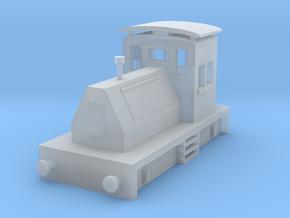 VR N Scale V Class Diesel Hydraulic Shunter in Smooth Fine Detail Plastic