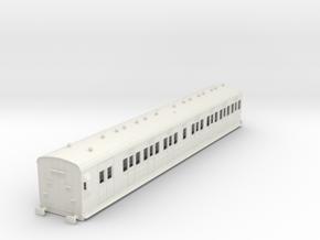 o-43-sr-lswr-d97-pushpull-trailer-coach-1 in White Natural Versatile Plastic