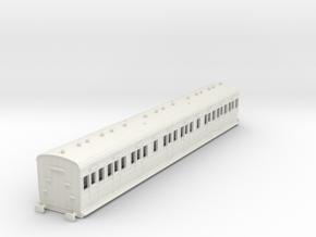o-76-sr-lswr-d287-pushpull-trailer-coach-1 in White Natural Versatile Plastic