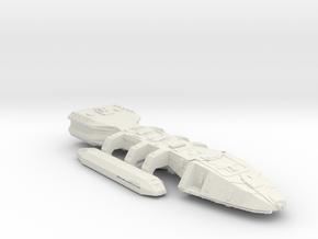 Battlestar Galactica - 150 mm in White Natural Versatile Plastic