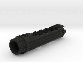 WS_Starkiller_v3_S1A_Proffieboard_2.2 in Black Natural Versatile Plastic