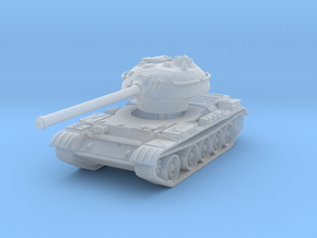 T-54-3 Mod. 1951 1/285 in Smooth Fine Detail Plastic