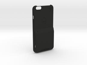 iPhone 6 Plus LooplyCase™ with RileyLink Inlay in Black Natural Versatile Plastic