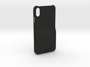 iPhone XS MAX LooplyCase™ with RileyLink Inlay in Black Natural Versatile Plastic