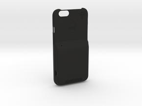 iPhone 6 LooplyCase™ with RileyLink Inlay in Black Natural Versatile Plastic