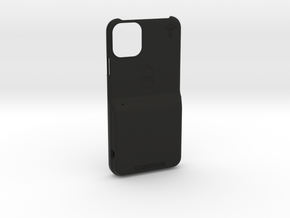 iPhone 11 Pro Max LooplyCase™ with RileyLink Inlay in Black Natural Versatile Plastic