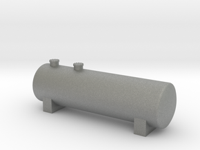 N Scale Fuel Storage Tank in Gray PA12