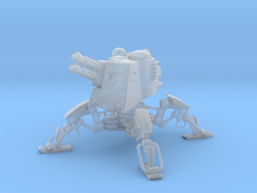 Martian Sand Crawler in Smooth Fine Detail Plastic: Small