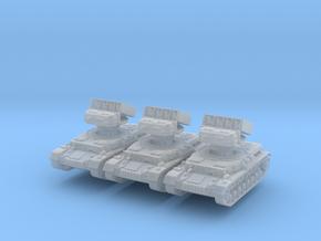 Panzer IV Raketenwerfer (x3) 1/200 in Smooth Fine Detail Plastic