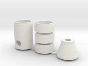 betonput 2020 3 50 in White Natural Versatile Plastic