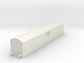 a-32-barnum-bailey-gsoe-baggage-car in White Natural Versatile Plastic