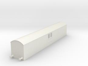 a-32-barnum-bailey-gsoe-baggage-car in White Natural Versatile Plastic