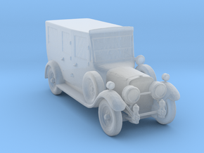 1926 Ambulance 1:160 Scale in Smooth Fine Detail Plastic