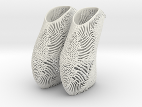 Mycelium Shoes Women's US Size 5.5 in White Natural Versatile Plastic